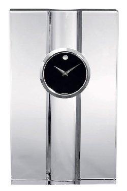 Movado Clock - Architectual Mantel Clock TCL-125M