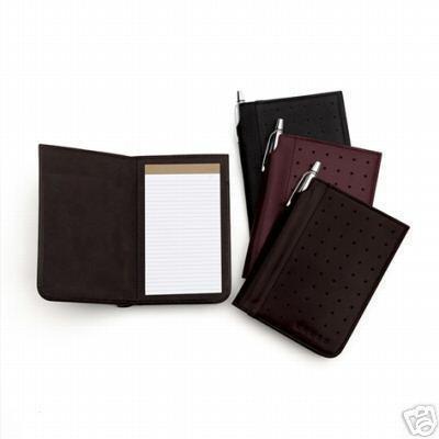 Cross RED  Leather Jotter W/ Cross pen AC131-3R
