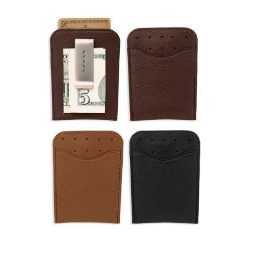 Cross Autocross Leather Money Clip Card Case AC122-4
