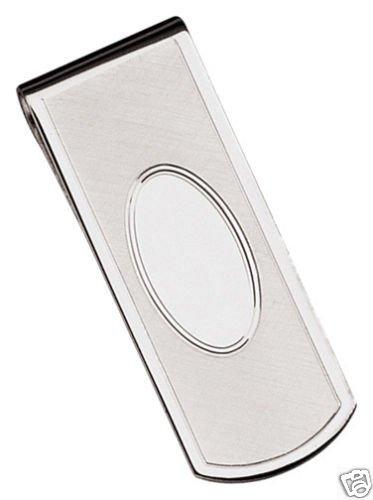 Dolan Bullock DIAMOND CUT sterling  Money Clip smc00598