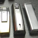 3  COLIBRI  CIGAR JET TORCH   LIGHTERS LOT T T-8