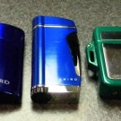 3  COLIBRI   CIGAR  JET TORCH   LIGHTERS LOT W-9