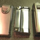 3  COLIBRI   CIGAR  JET TORCH   LIGHTERS LOT W-6