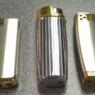 3  COLIBRI ELECTRO QUARTZ  LIGHTERS LOT T-70