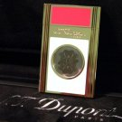 S.T. Dupont Ltd Edition  Opus X CIGAR CUTTER  NEW
