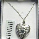 Colibri Krementz STERLING SILVER etched necklace cuf pc