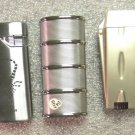 3  COLIBRI cigar cigarette jet torch lighters lot U103