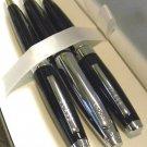 3 CROSS BLACK BALLPOINT PENS  CR-40