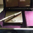 ST Dupont Wallet and Fountain Pen Box Set ETLG03