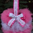 Flower Girl Tutu Cute Bucket