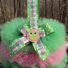 Whoo&#39;s Tutu Cute Bucket (Owl)