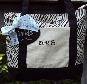 The Mrs. Survival Tote