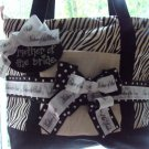 Mother of the Bride Survival Tote
