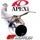 Eclipse GS-T 95-99 GT Spec Muffler & Catback exhaust