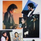 Michael Jackson Collage Poster - Asian Tour Sponsered by PEPSI