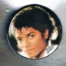 "Michael Jackson Classic ""THRILLER"" Vintage 2"" Badge 1984 (New Old Stock)"