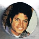 "Michael Jackson Classic 2"" Badge, 1984 (New Old Stock)"