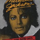 Wax-Pack of Michael Jackson Trading Cards, Series #1 (1984)