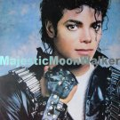 "Michael Jackson BAD Era Poster (Import) 21"" x 30"""