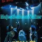 "Michael Jackson's ""MoonWalker"" The StoryBook  (First Edition)"
