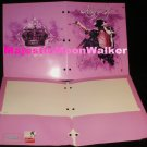 Michael Jackson (King of Pink) 2 Pocket Portfolio, Officially Licensed