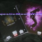 Michael Jackson (Pink Aura) Single Subject Notebook, 80pgs..