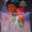 """Michael Jackson as """"Captain EO"""" (Tabloid Version) Eclipse Comic Book, 1987"""
