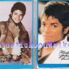 Michael Jackson THRILLER-Era Mini Address Booklet, 1984 (NOS)