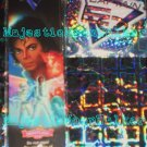 Michael Jackson's 'CAPTAIN EO' Promo Bookmark & Tribute Badge