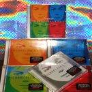"Michael Jackson's ""INVINCIBLE"" 5 Color Korean CD Set + VCD PROMO ***RARE***"