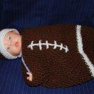 Baby football sac