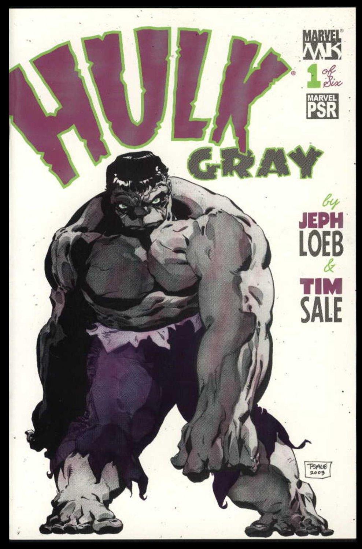 Hulk Gray #s 1-6 (2003-04)