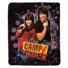 NEW DISNEY CAMP ROCK MUSIC SHANE MITCHIE FLEECE BLANKET