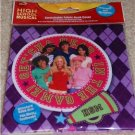 NEW HIGH SCHOOL MUSICAL HSN FABRIC Book Cover Book Wrap