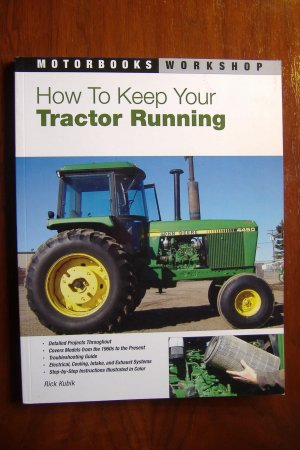Motorbooks Workshop: How To Keep Your Tractor Running