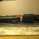 MEHANO 4-8-2 Steam Engine Locomotive Baltimore and Ohio 5577 made in Solvenia