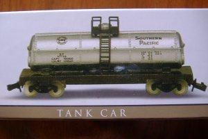 Southern Pacific Tank Car