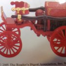 Horse Drawn Pumper miniature