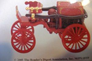 Horse Drawn Pumper miniature