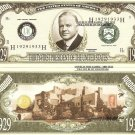 31st PRESIDENT HERBERT HOOVER MILLION DOLLAR BILLS x 4