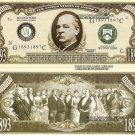 24th PRESIDENT GROVER CLEVELAND 2nd TERM DOLLAR BILLSx4