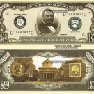 18th PRESIDENT ULYSSES S GRANT MILLION DOLLAR BILLS x 4