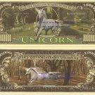 UNICORN MAGIC AND WONDER ONE MILLION DOLLAR BILLS x 4