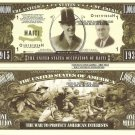 UNITED STATES OCCUPATION  HAITI 1915-34 DOLLAR BILLS x4