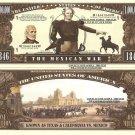 MEXICAN WAR 1846 - 1848 WINFIELD SCOTT DOLLAR BILLS x4
