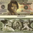 JAMES BROWN GODFATHER OF SOUL MILLION DOLLAR BILLS x 4