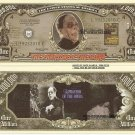 PHANTOM OF THE OPERA LON CHANEY MILLION DOLLAR BILLS x 4