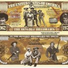 The Beverly Hillbillies Million Dollar Bills x 4