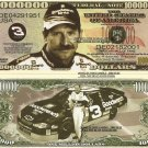 Dale Earnhardt Senior The Intimidator Million Dollar Bills x 4 Stockcar NASCAR