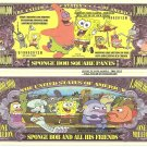 Sponge Bob Square Pants Million Dollar Bills x 4